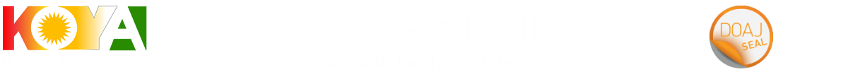 ARO-THE SCIENTIFIC JOURNAL OF KOYA UNIVERSITY
